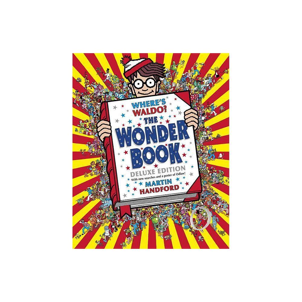 Where S Waldo The Wonder Book By Martin Handford Hardcover