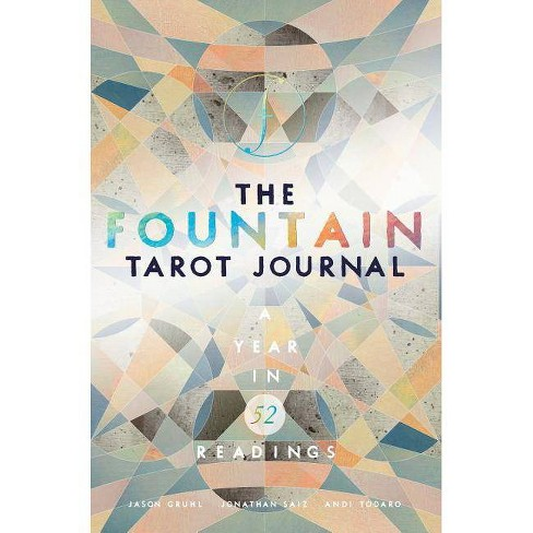 The Fountain Tarot Journal - by  Jason Gruhl (Paperback) - image 1 of 1