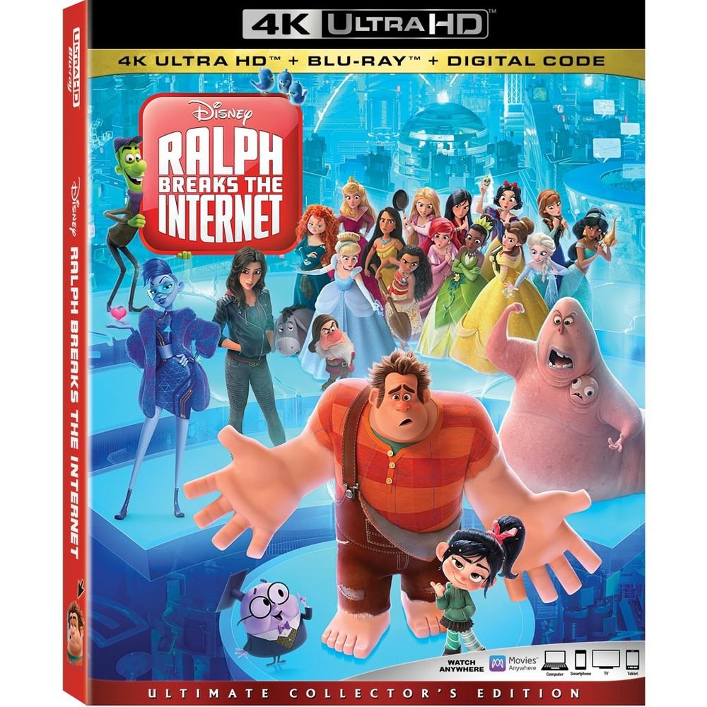 Ralph Breaks the Internet (4K/UHD) Discounts