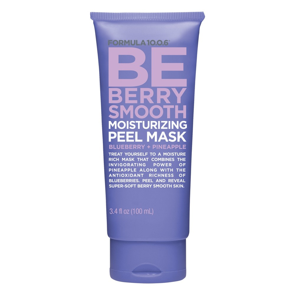 Formula 10.0.6 Be Berry Smooth Moisturizing Peel Mask - 100ml