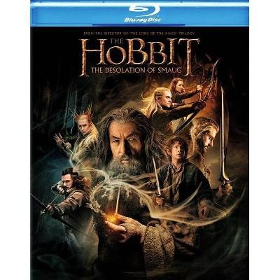 The Hobbit: The Desolation of Smaug (Blu-ray/DVD)