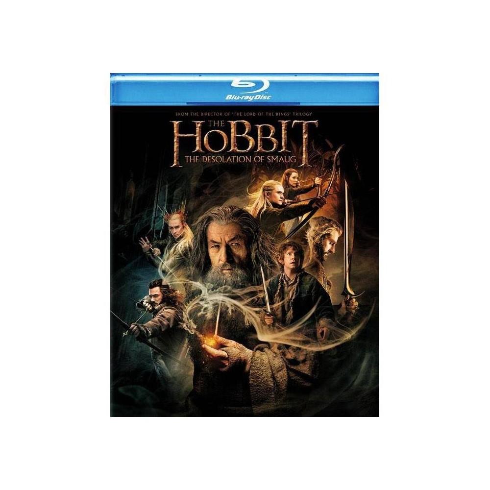 The Hobbit The Desolation Of Smaug Blu Ray Dvd