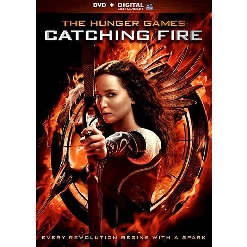 The Hunger Games Catching Fire Includes Digital Copy W
