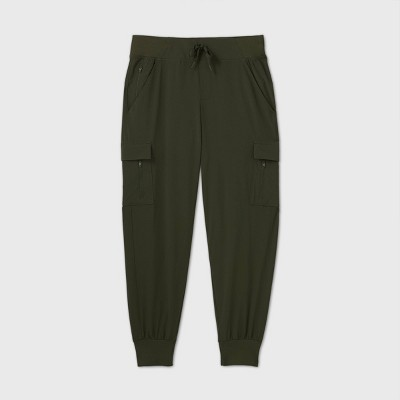Women's Stretch Woven Cargo Pants - All in Motion™