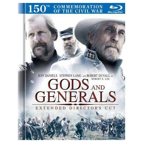 Gods And Generals (Blu-ray) - image 1 of 1