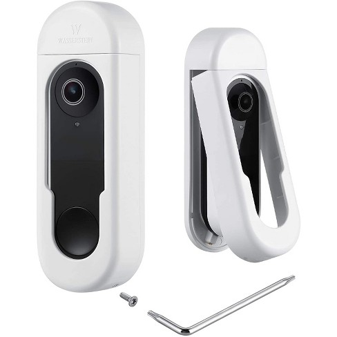 Wasserstein Anti-Theft Security Mount Compatible with Arlo Video Doorbell - image 1 of 4