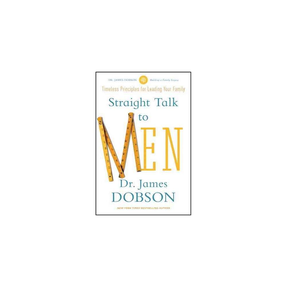 Straight Talk to Men (Reissue) (Paperback)