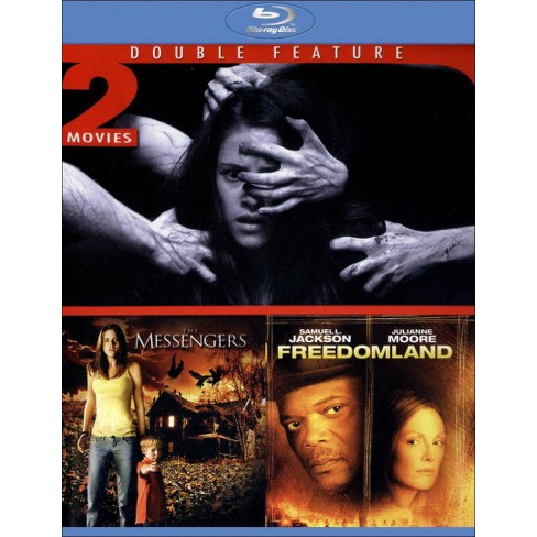 Messengers / Freedomland (Blu-ray) - image 1 of 1