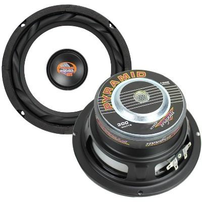"PYRAMID WX65X 6.5"" 600 Watt Car Audio Subwoofers Subs Power Woofers 4 Ohm"