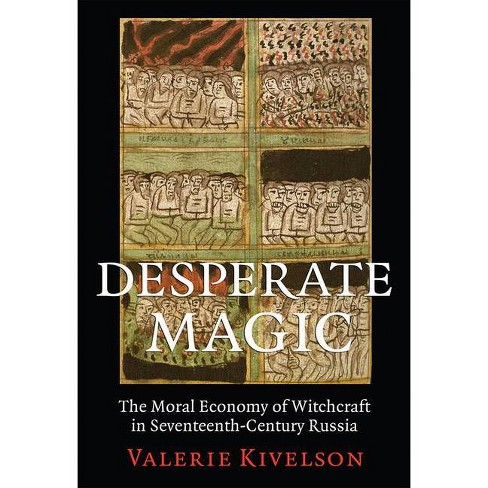 Desperate Magic - by  Valerie A Kivelson (Paperback) - image 1 of 1