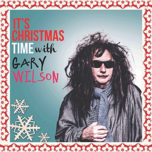 Gary Wilson - It's Christmas Time With Gary Wilson (CD) - image 1 of 1