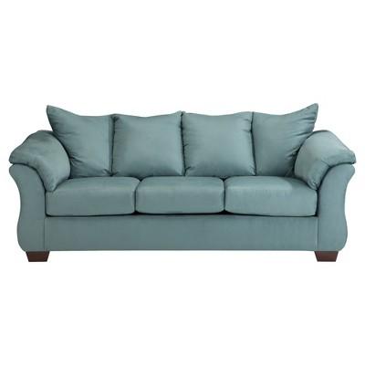 Darcy Sofa Sleeper Sky (Full) - Signature Design by Ashley