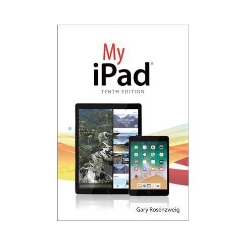 My Ipad Myries By Gary Rosenzweig Paperback Target