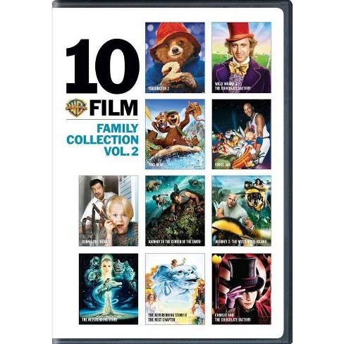 10 Film Family Collection Volume Two (DVD) - image 1 of 1
