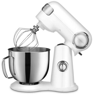 Cuisinart 5.5qt Stand Mixer - White SM-50
