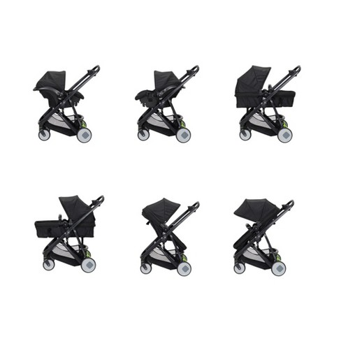 Safety 1st RIVA 6 In 1 Flex Modular Travel System Target