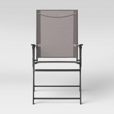 Sling Folding Patio Chair - Room Essentials™