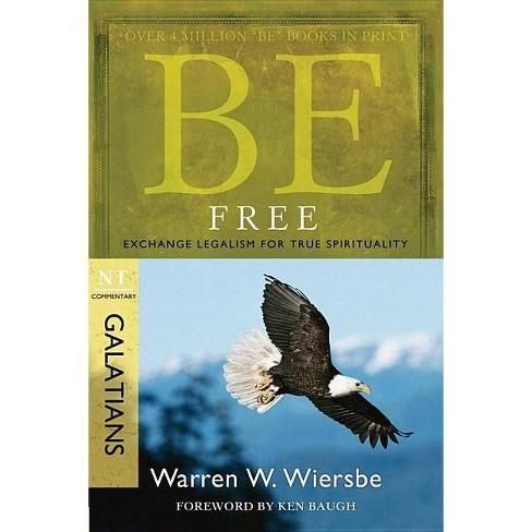 Be Free - 2 Edition by  Warren W Wiersbe (Paperback) - image 1 of 1