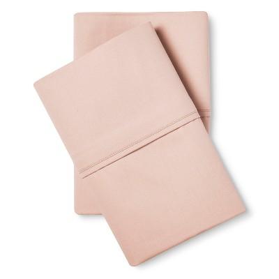 Standard Pillowcase Set Heirloom Pink - Fieldcrest®