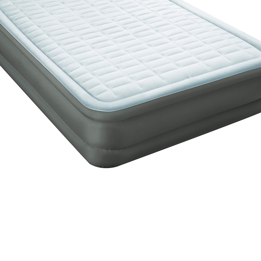 Intex 18 PremAire Airbed Mattress with Fiber Tech Construction Twin with electric pump was $79.98 now $51.98 (35.0% off)