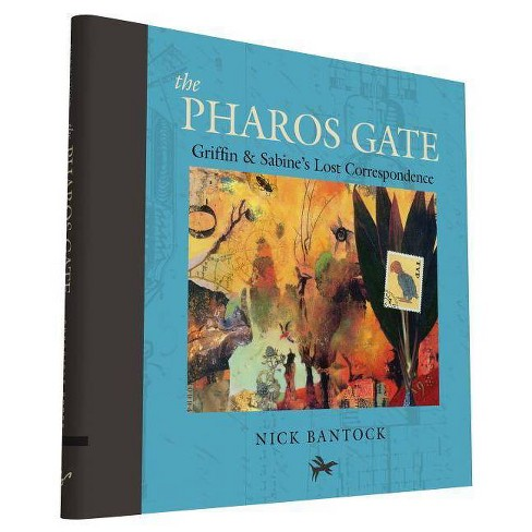 The Pharos Gate - by  Nick Bantock (Hardcover) - image 1 of 1