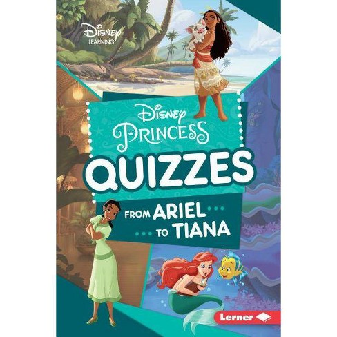Disney Princess Quizzes - (Disney Quiz Magic) by  Jennifer Boothroyd (Paperback) - image 1 of 1