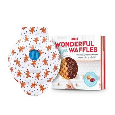 Dash Wonderful Mini Waffle Gift Set