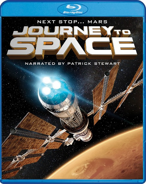 IMAX: JOURNEY TO SPACE (Blu-ray) - image 1 of 1