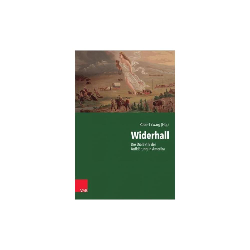 Widerhall : Die Dialektik Der Aufklarung in Amerika - (Paperback)