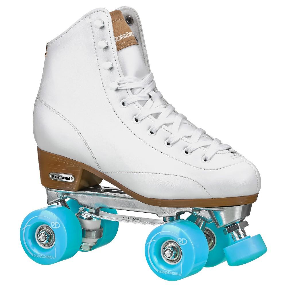 Roller Derby Cruze XR Hightop Women's Roller Skate Size 08, White