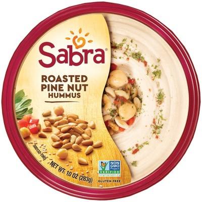 Sabra Roasted Pine Nuts Hummus - 10oz