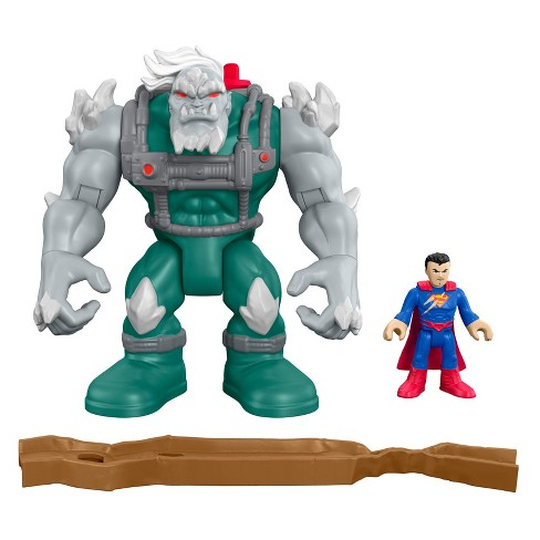 Fisher-Price Imaginext DC Super Friends Doomsday & Superman - image 1 of 7