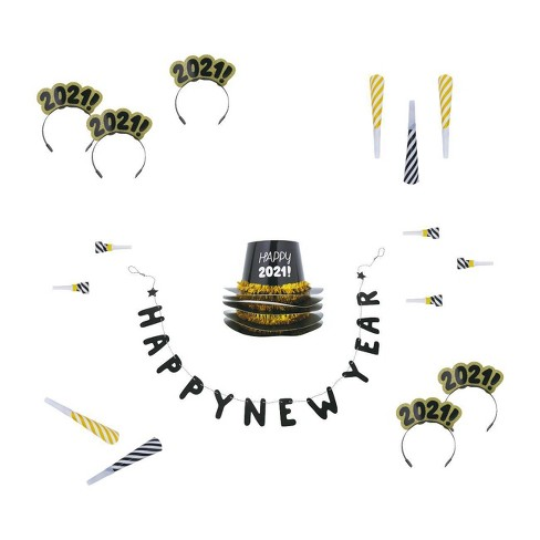 Box of 5 New Year's Eve Party Kit - Spritz™ - image 1 of 1