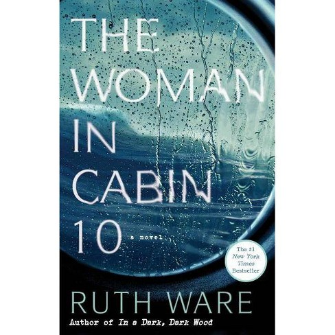 Woman in Cabin 10 -  Reprint by Ruth Ware (Paperback) - image 1 of 1