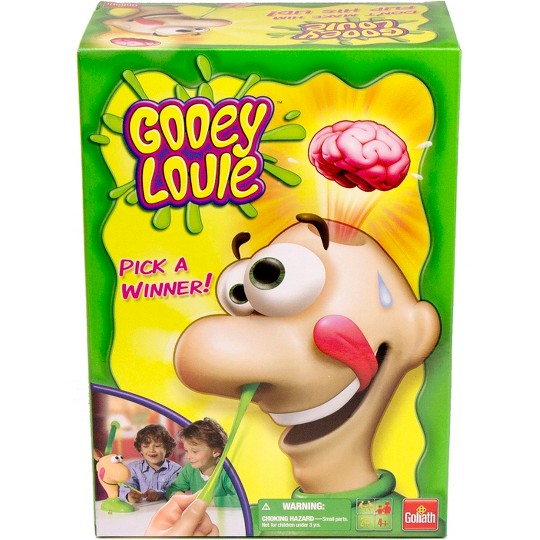 Goliath Gooey Louie Game, board games image number null