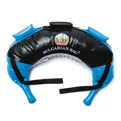 Escape Fitness Suples FVBBAG8V3 17 Pound Bulgarian Bag Exercise Training Workout Equipment Gear for Strength and Endurance Training, Blue