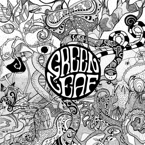 Greenleaf - Nest of Vipers (CD) - image 1 of 1