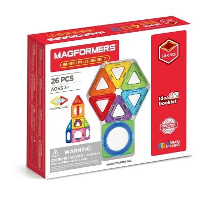 Magformers Basic Plus 26pc New Circle