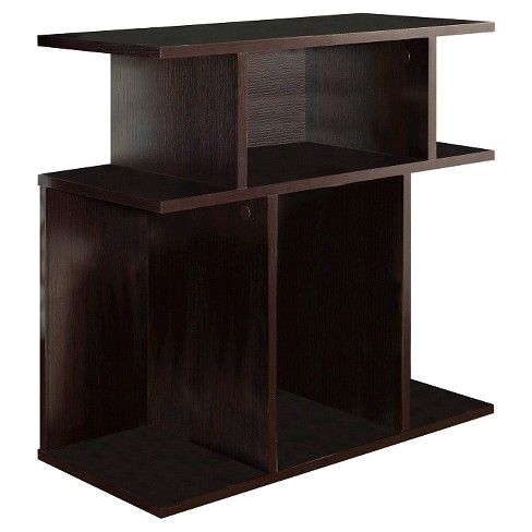 End Table with Shelfs - Brown - EveryRoom - image 1 of 2