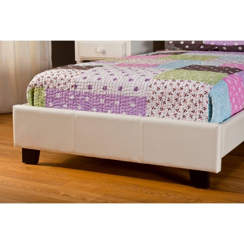 Springfield Bed In A Box Bed Set White Twin Hillsdale Furniture