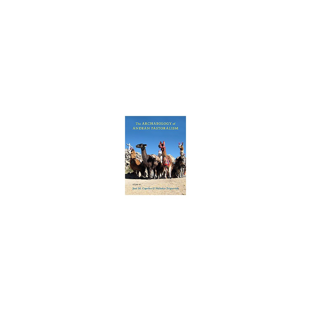 Archaeology of Andean Pastoralism (Hardcover)