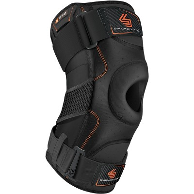 Shock Doctor Knee Support Brace with Dual Hinges