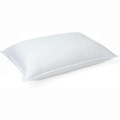 Downlite 650-700 Fill Power Grey Goose Down Pillow - Standard Size