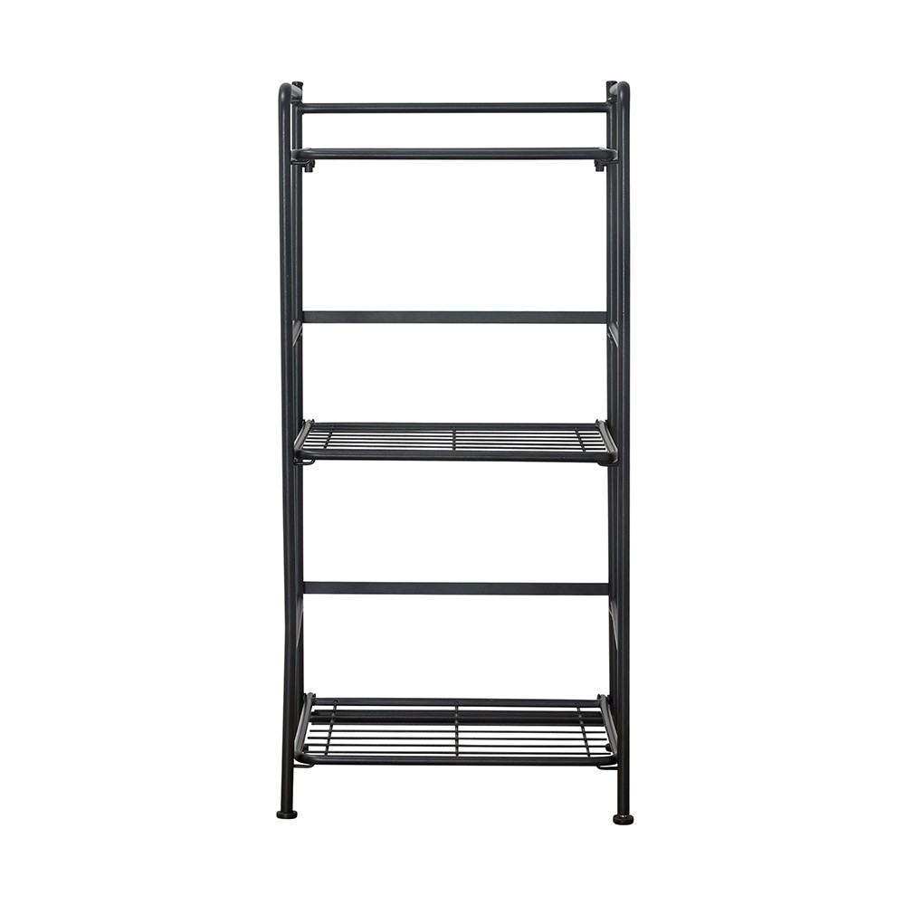Image of Utility Storage Shelves FLIPSHELF, Black