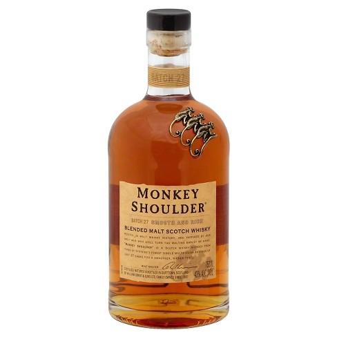 Monkey Shoulder Blended Scotch Whisky - 750ml Bottle - image 1 of 1