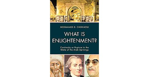 What Is Enlightenment? : Continuity or Rupture in the Wake of the Arab Uprisings (Hardcover) (Mohammed - image 1 of 1