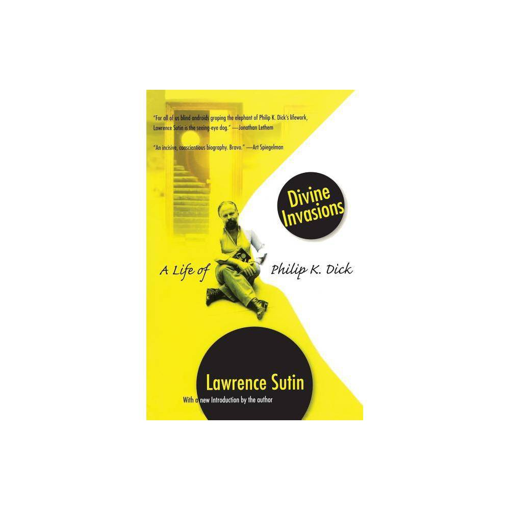 Divine Invasions By Lawrence Sutin Paperback