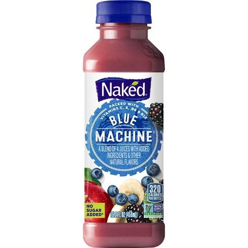Naked Blue Machine Vegan Juice Smoothie - 15.2oz - image 1 of 4