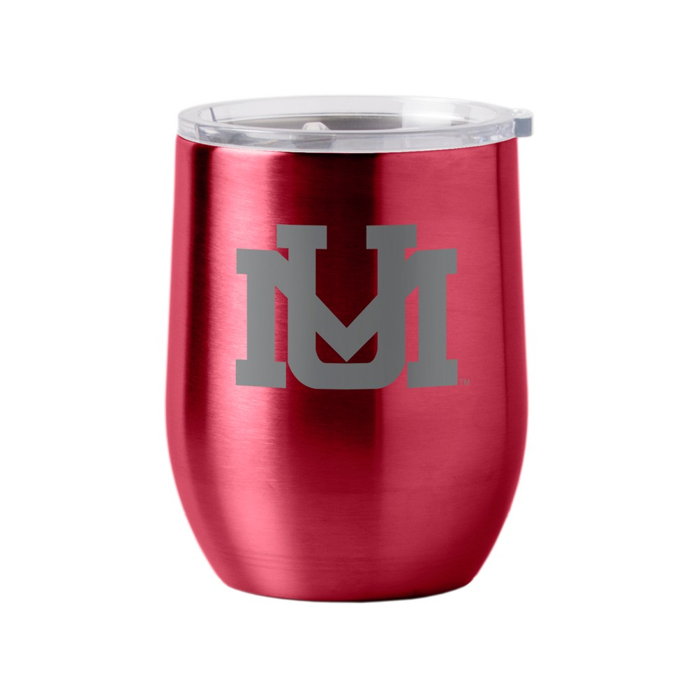 Montana Grizzlies Stainless Steel Ultra Curved Wine Tumbler - 16oz