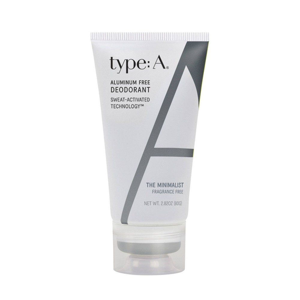 Image of type:A Fragrance Free Deodorant - 2.82oz